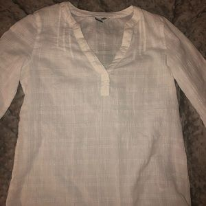 White tunic shirt